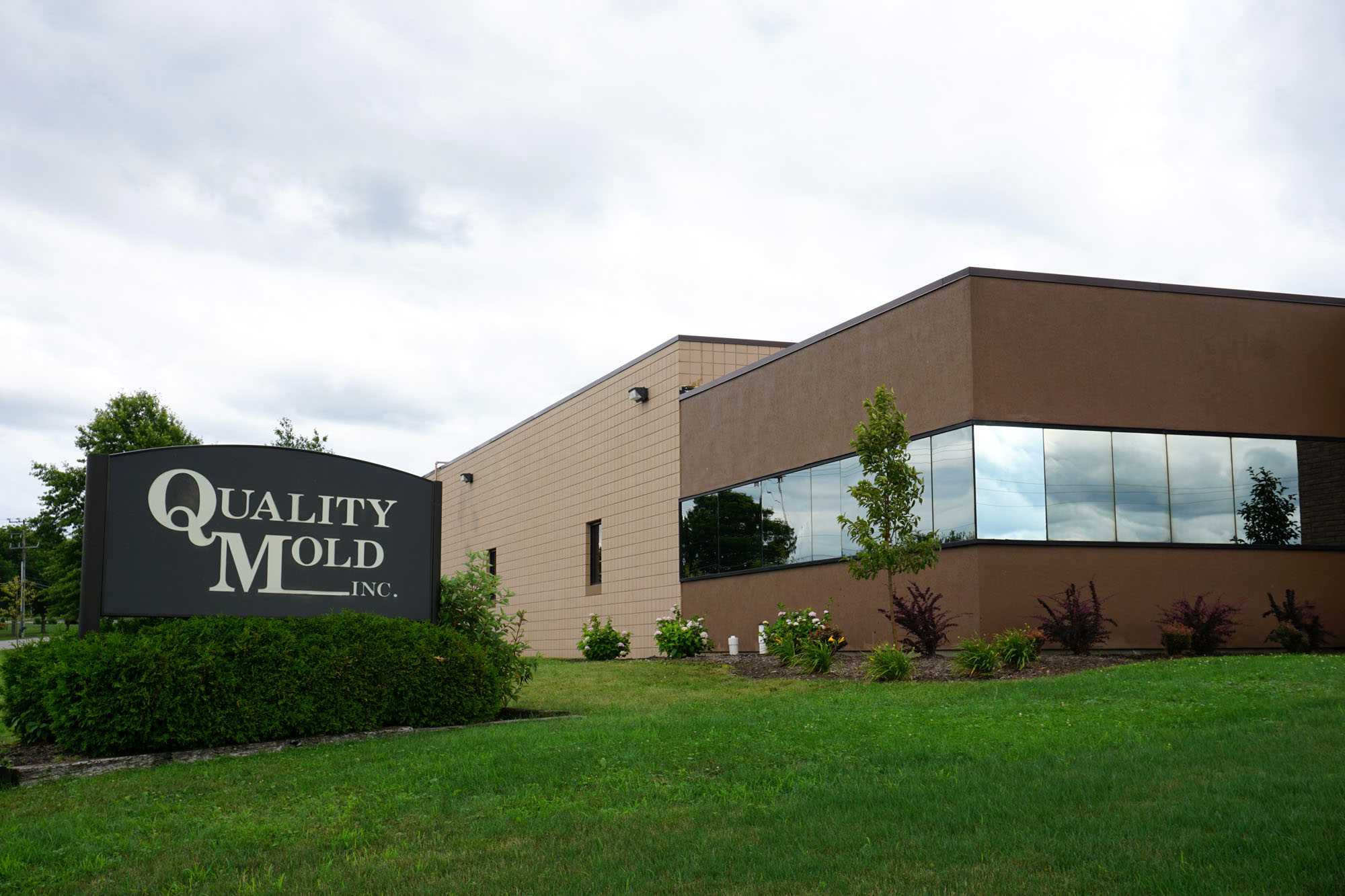 Quality Mold Facility in Erie, PA