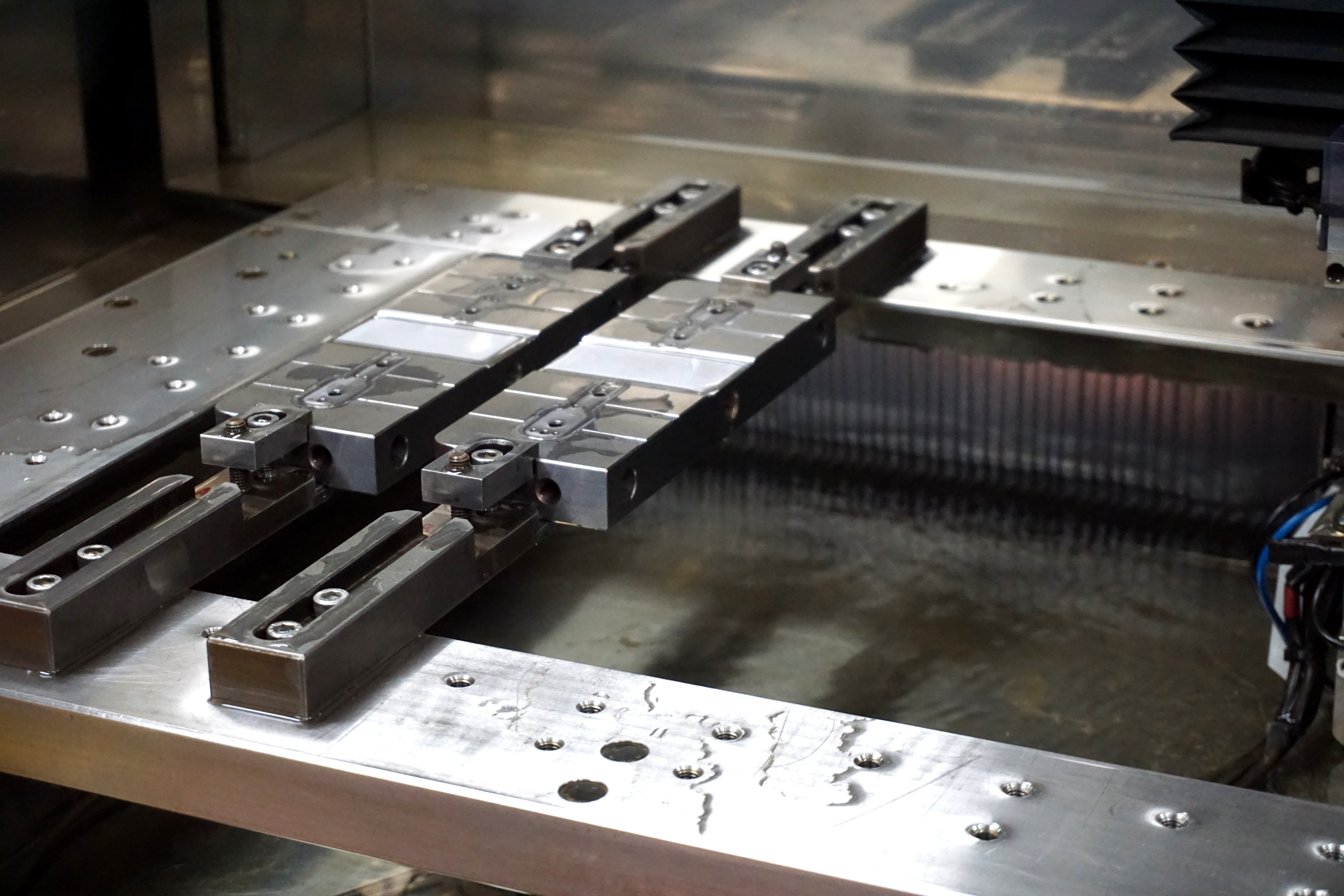 Plastic Injection Mold Construction
