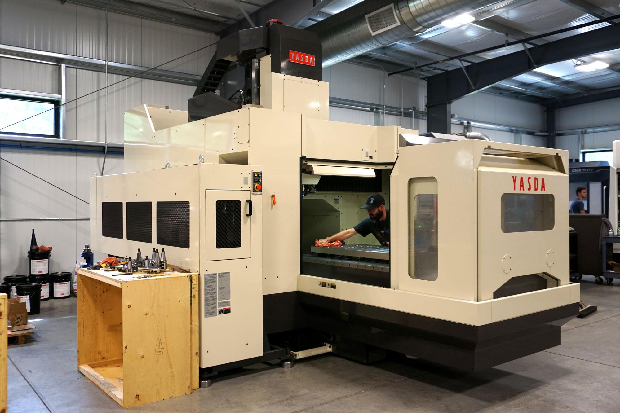 Yasda High Precision Machining